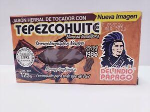 JABON DE TEPEZCOHUITE