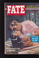Fate Magazine Norman Vincent Peale Reincarnation January 1955