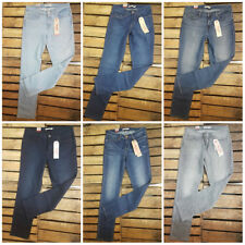 Levi's 712 Jeans Original Trousers Slim Leg Jeans Pants Women Ladies