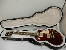 2012 Gibson Les Paul Model Studio Wine Red s/n: 116421372 USA Electric Guitar
