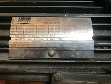Used 10-hp Rotary Phase Converter CNC approved