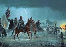 Battle of New Market Virginia Shenandoah Valley VA - Military Civil War Postcard