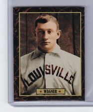 Honus Wagner, Louisville Colonels rookie Ultimate Baseball Card Collection #17