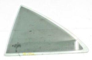 94-00 Mercedes W202 C280 C220 Rear Left Door Vent Quarter Glass Corner Window