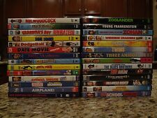 DVD Bundle of 28 Comedy Movies in New Condition ($560 New Price)