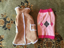 Two Coats for Small Dogs