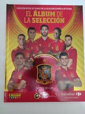 EURO 2.020 COLECCION COMPLETA SELECCION ESPAÑA CARREFOUR
