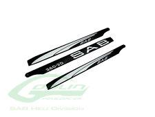 SAB Black Line Carbon Fiber Main Blades 360mm - Goblin 380 KSE