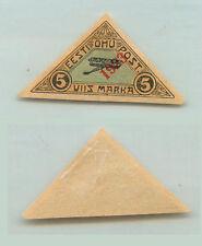 Estonia, 1923, SC C2, mint, yellow paper. e1329