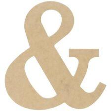 "Mpi Mdf Classic Font Wood Letters & Numbers 9.5"" - 133592"