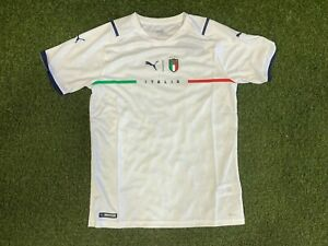Puma Italy Away Men's Soccer Jersey- 2021/22