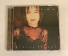 Julie Miller - Broken Things  (CD, Aug-1999, Hightone)