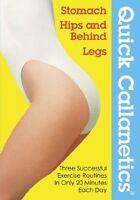 Quick Callanetics  Stomach - Hips   Behind - Legs  [Official DVD] (NTSC)