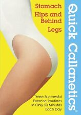 Quick Callanetics  Stomach - Hips   Behind - Legs  [Official DVD] (NTSC)