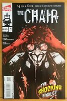 🔵 The CHAIR #4 (of 4) (2017 ALTERNA Comics) ~ VF/NM Comic Book