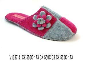 Premium Quality 100% Sheep Wool Sheep Felt Slippers .Made in Europe. USA Sealer!
