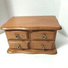 Price Import Wooden Jewelry Box - Vintage