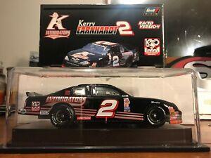 "NASCAR 1/24 scale KERRY EARNHARDT #2 ""INTIMIDATORS"" Raced Version 2001 Winner"