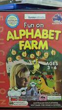 Fun on Alphabet Farm PC GAME -FREE POST
