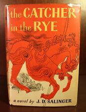 J. D. Salinger The Catcher in the Rye 1951 1st BCE Original DJ Holden Caulfield