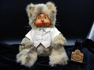 Vintage Original Robert Raikes Cat (Sidney) 2749/7500