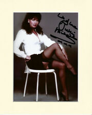 VICKI MICHELLE ALLO ALLO STOCKINGS PP MOUNTED 8X10 SIGNED AUTOGRAPH PHOTO PRINT