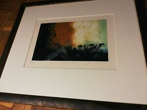 JAMES COX  limited edition print ECLIPSE I 27/250