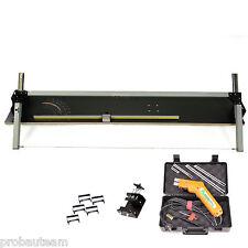 Styroporschneider EASYCUTTER /200Watt Trafo/1070mm Schnittlänge/ 5Schneidedrähte