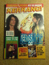 KERRANG! - GENITORTURERS - 20 Nov 1993 # 470