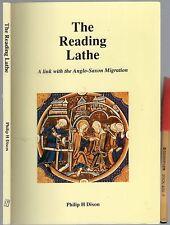The READING (UK) LATHE Anglo Saxon Historic Tool 96p EC