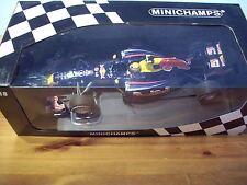 1/18 RED BULL RACING RENAULT 2010 MARK WEBBER RB6