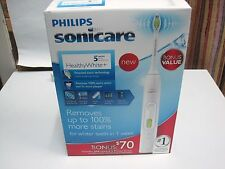 NEW SEALED Philips Sonicare 5 Series Healthy Plus Electric Toothbrush HX8911/02
