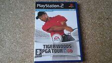 TIGER WOODS PGA TOUR 06 - VERSION 2 PS2