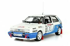 GOLF 2 RALLYE GROUPE A OTTOMOBILE 1/18 OTTO car Voiture miniature