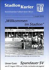 RL 1995/96 bischofswerdaer FV-span duración SV, 27.08.1995