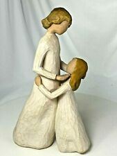 Willow Tree Mother And Daughter Figurine Demdaco By Susan Lordi 2000
