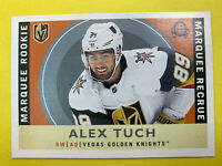 2017-18 O-Pee-Chee Marquee Rookie Retro #650 Alex Tuch Vegas Golden Knights RC