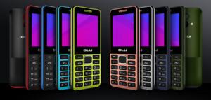 """BLU Tank II T193 2.4"""" Cell Phone 24MB VGA GSM Unlocked Dual T9 Key Board NEW"""