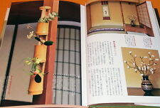 Four Seasons Flowers for Japanese Tea Ceremony book japan chanoyu sado #0449