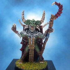 Painted Ral Partha Crucible Miniature Grand Mystic