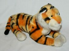 "Vintage Disney Aladdin Rajah 18"" Plush Toy Stuffed Animal Tiger Cat Jasmine HTF"