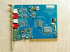 M-AUDIO Audiophile 24/96 REV-B 2-In/2-Out mit MIDI Audio Soundkarte # GK45