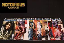 Wonder Woman 15 16 17 18 19 20 21 22 23 24 25 Complete Rebirth Comic Lot Run Set
