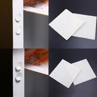200PCS Adhesive Rubber Feet Pads Bumpers Door Buffer Stick On Glass Protector