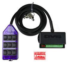 AVS AVS-ARC-9-PUR Purple 9 Switchbox Air Ride Suspension Bag Controller