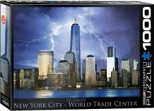Eurographics Puzzle 1000 pièces - New York - Le Monde Trade Centre eg60000731