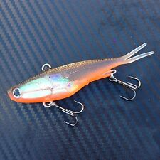 Mullet Transam Lures 115mm 35g Soft Vibe Fishing Lure Thready Lures Barra Bait 3