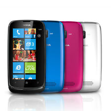 Nokia Lumia 610 8GB-schwarz/pink/blau/weiß-Windows Smartphone Handy
