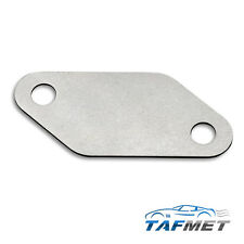 26. EGR valve blanking plate for Nissan Navara Pathfinder X-trail Patrol 2.5 D22