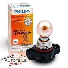 PHILIPS Lampada Frecce psy24w SV + Silvervision 12v24w pg20/4 ARGENTO